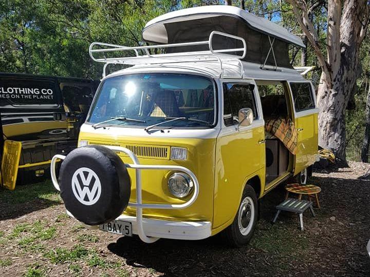 1975 Volkswagen Kombi