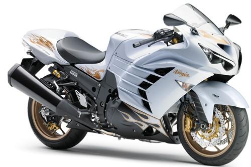 2013 Kawasaki ZX14R limited
