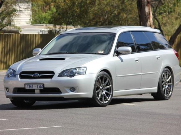 Subaru gt liberty