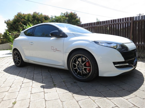 2012 Renault Sport Rs 265 Trophy 808 200owner Shannons Club