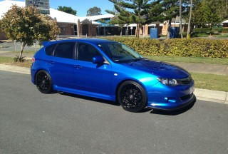2006 subaru impreza 2 0rs awd poppyfrog13 shannons club. Black Bedroom Furniture Sets. Home Design Ideas