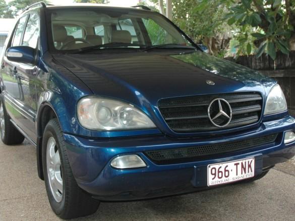 2002 Mercedes Benz ML320