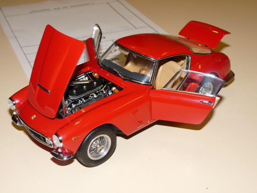 1961 Ferrari 250 GT Berlinetta
