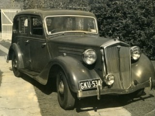 1948 Wolseley 18/85