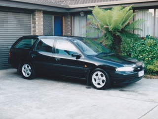 1995 Ford MONDEO LX