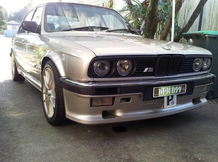1984 BMW e30 323i