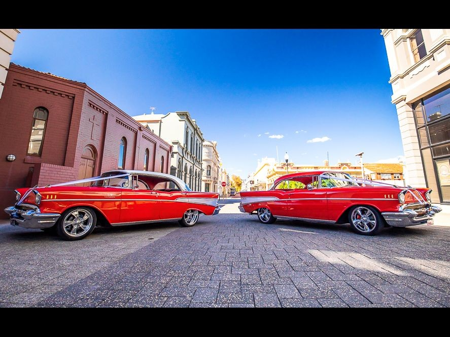1957 Chevrolet Bel Airs