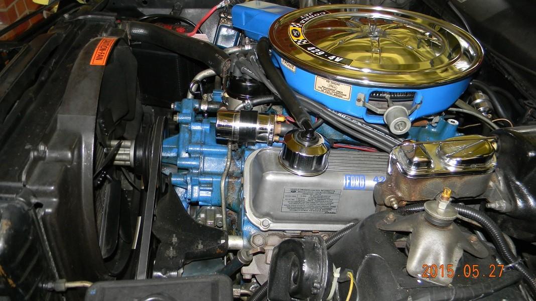 1970 Ford TORINO GT 429 SUPER COBRA JET SUPER RARE 1 OF 1