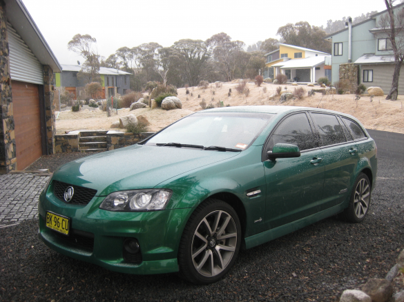 2011 Holden Commodore Veii Ssv Blui3 Shannons Club