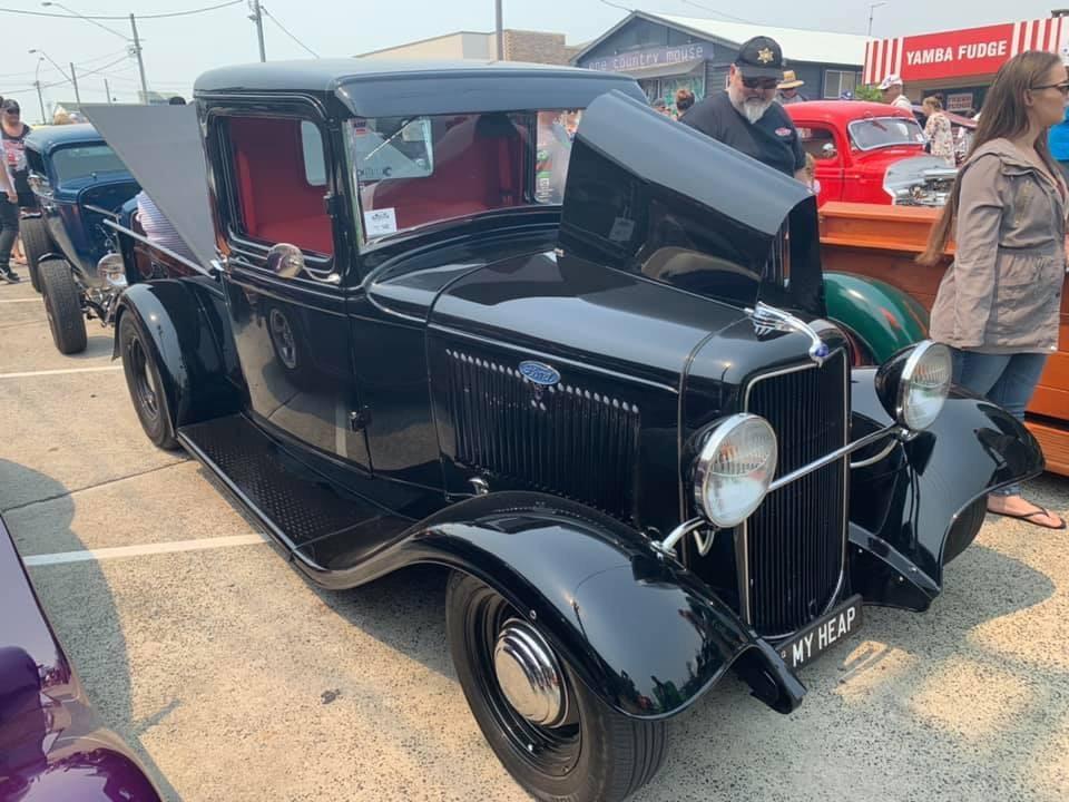 1934 Ford Model B