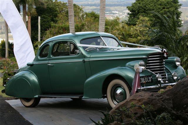 1938 Oldsmobile F38