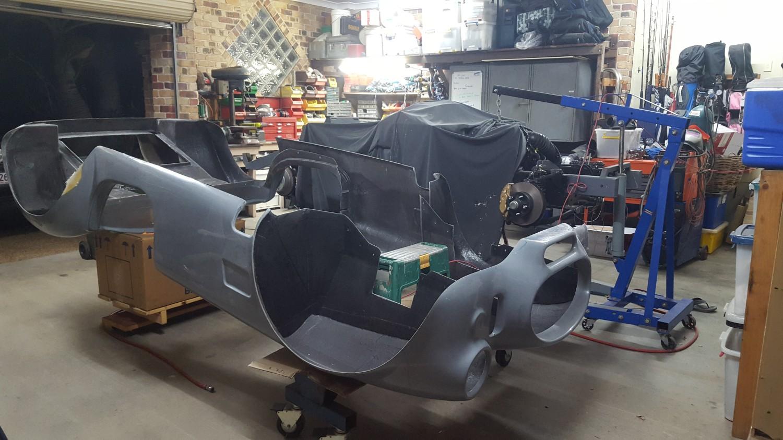 1965 Shelby AC Cobra Replica