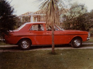 1971 Ford XY GS