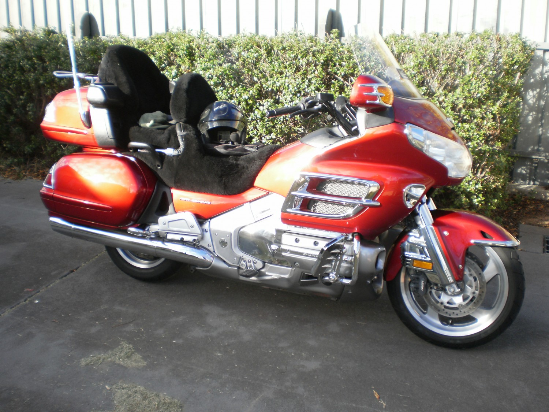 2009 Honda 1832cc GL1800 GOLDWING LUXURY