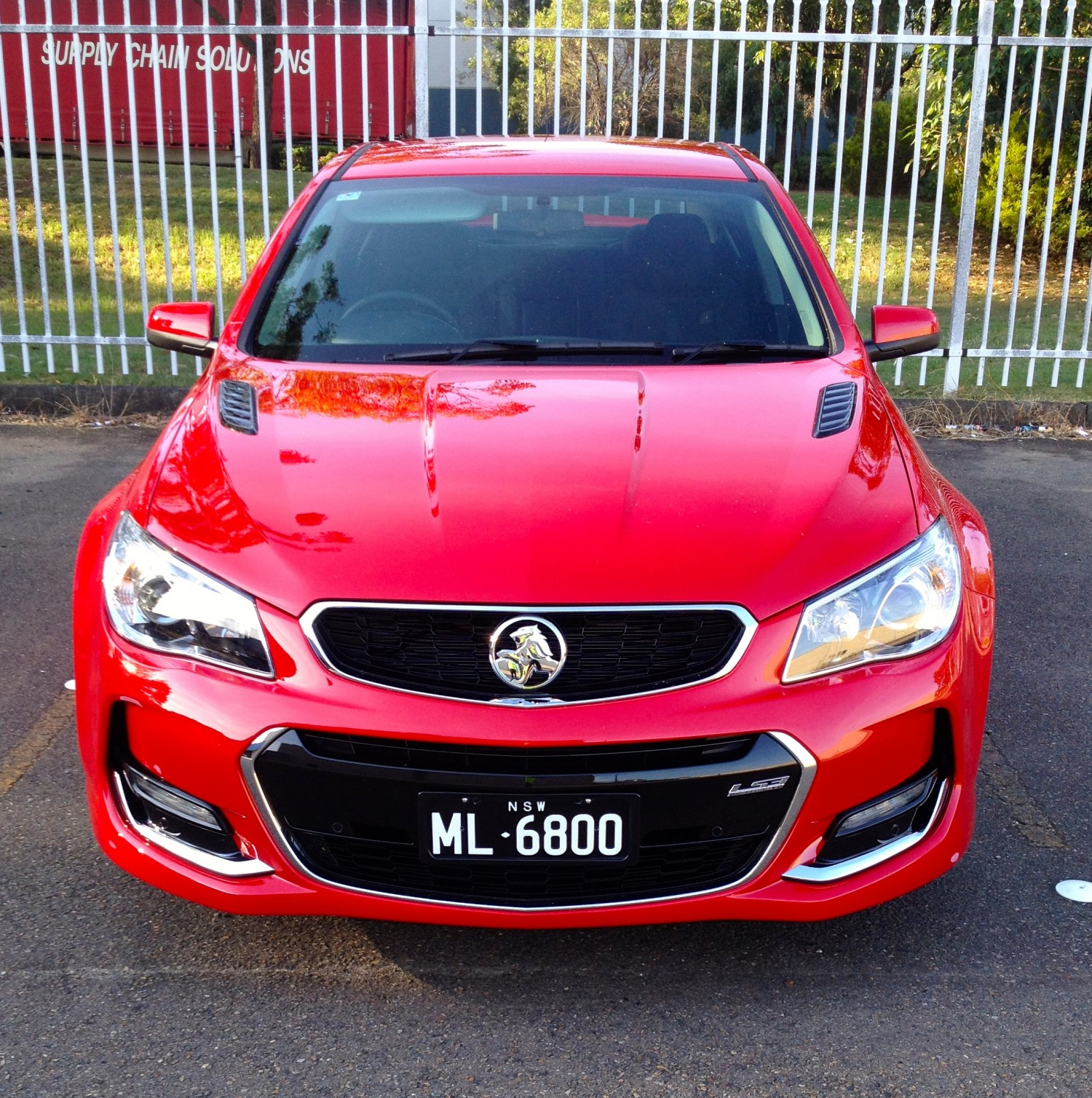 2016 Holden COMMODORE SS