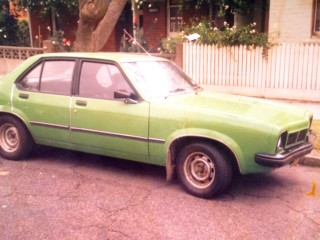1975 Holden LH Torana Plus 4