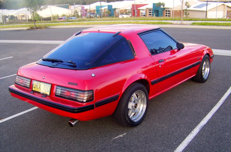 1983 Mazda RX-7 Series 2