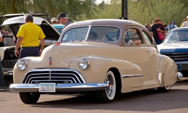 1946 Oldsmobile Dynamic Cruiser 76
