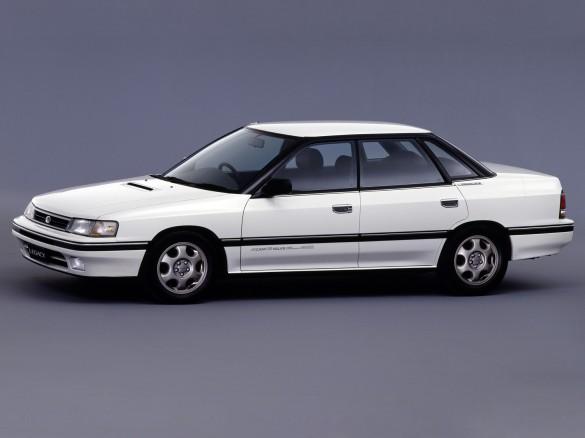 1992 Subaru Liberty Rs Turbo Jwm555 Shannons Club