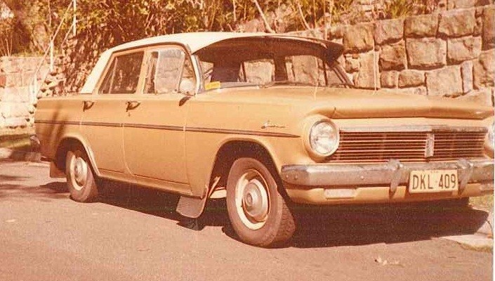 1963 Holden EH Special