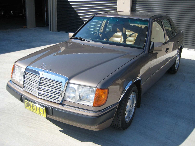 1991 Mercedes-benz 300e 24v - Rusty58