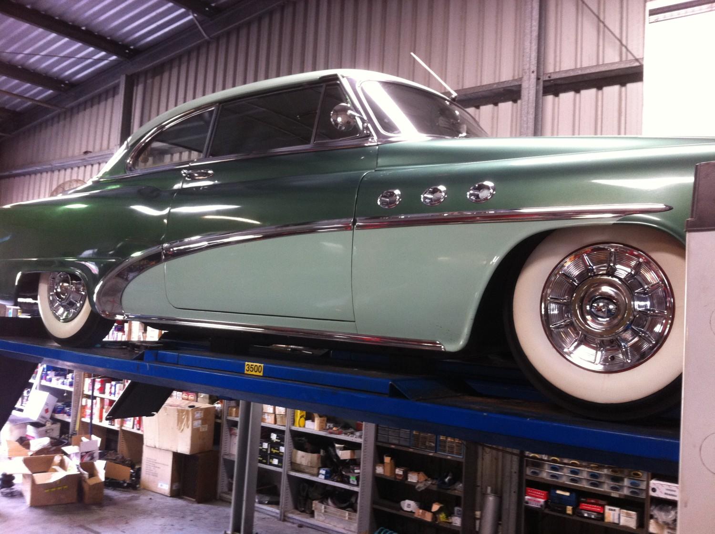 1953 Buick Series 40 Riviera