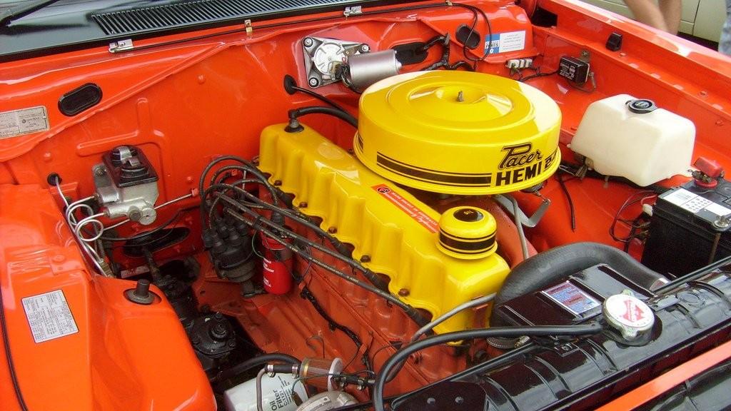 1970 Chrysler Valiant VG Pacer E31