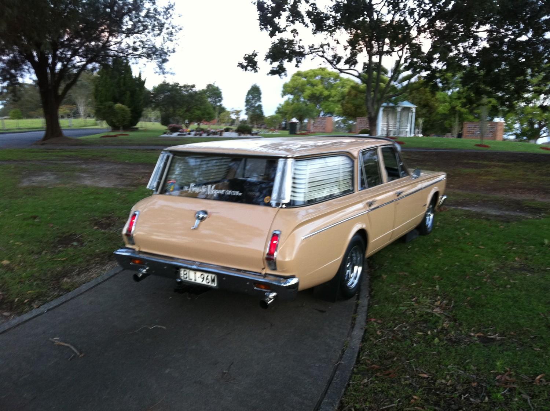 1966 Chrysler Valiant VC Safari