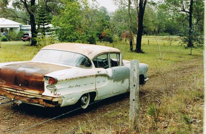 1958 Pontiac Strato Chief