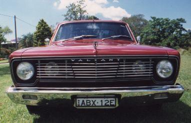 1967 Chrysler VC V8