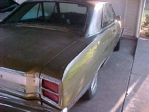 1970 Chrysler Valiant VG Regal 770