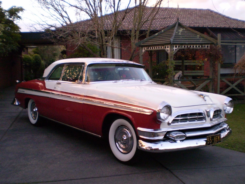 1955 Chrysler NEWYORKER SPRING SPECIAL