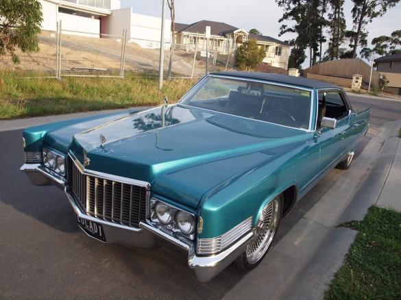 1969 Cadillac Sedan Deville - Throbba - Shannons Club