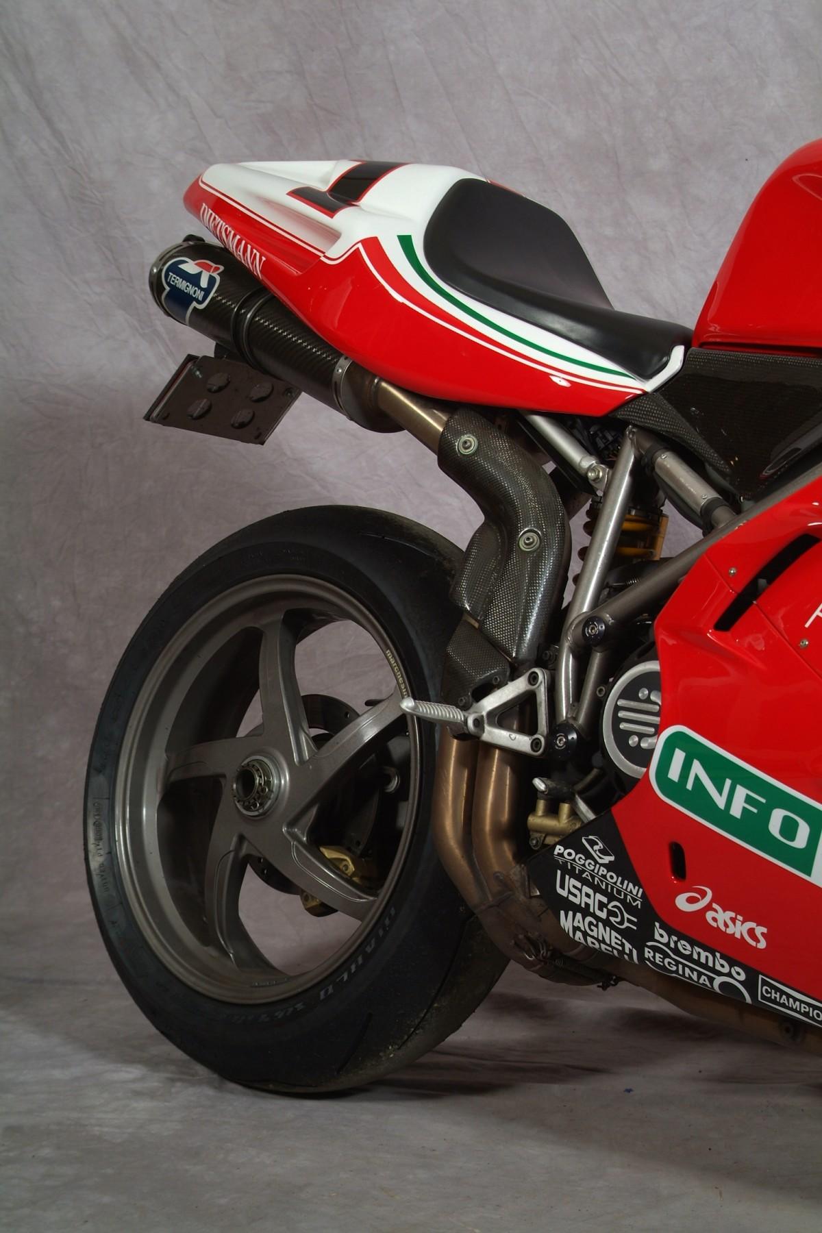 2000 Ducati 996 SPS - Mark996 - Shannons Club