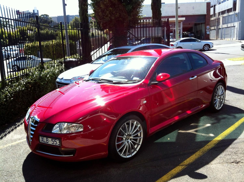 2009 Alfa Romeo Gt 3 2 - Noisy