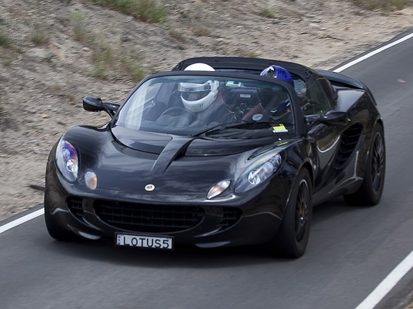 2008 Lotus Elise SC - Lotus5 - Shannons Club
