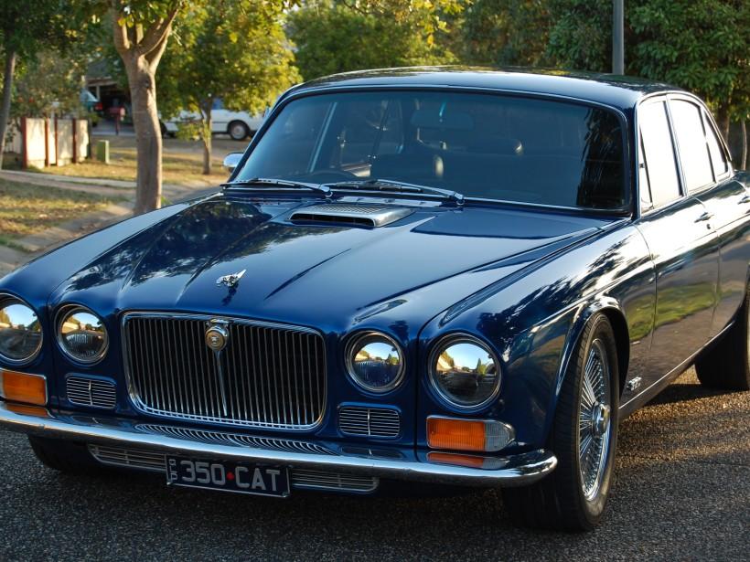 1972 Jaguar XJ 350 SS