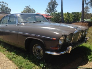 1964 Jaguar Jaguar Mk X
