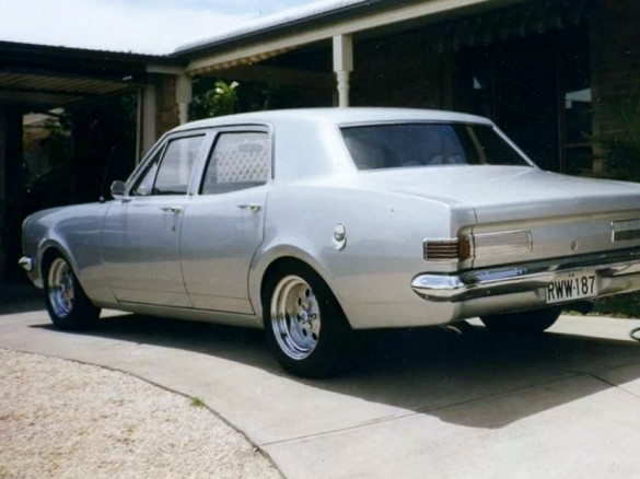 1968 Holden Hk Premier Hk Skeet Shannons Club