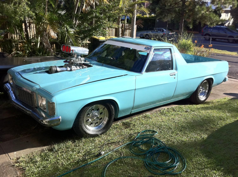 1975 Holden HJ