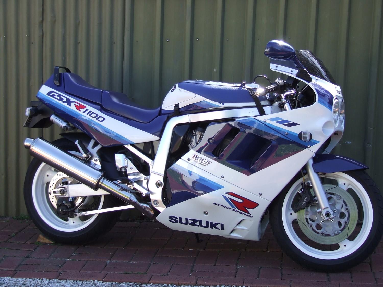 1989 Suzuki gsxr1100 - dazo - Shannons Club