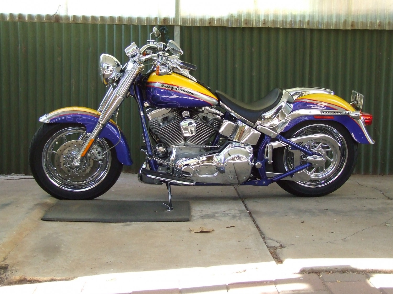 2006 Harley-Davidson 1690cc FLSTFSE2 S/EAGLE FAT BOY