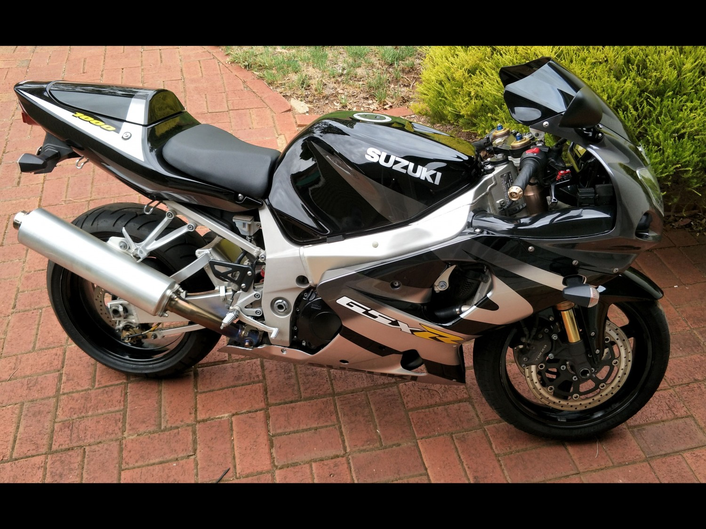 2001 Suzuki gsx-r1000k1