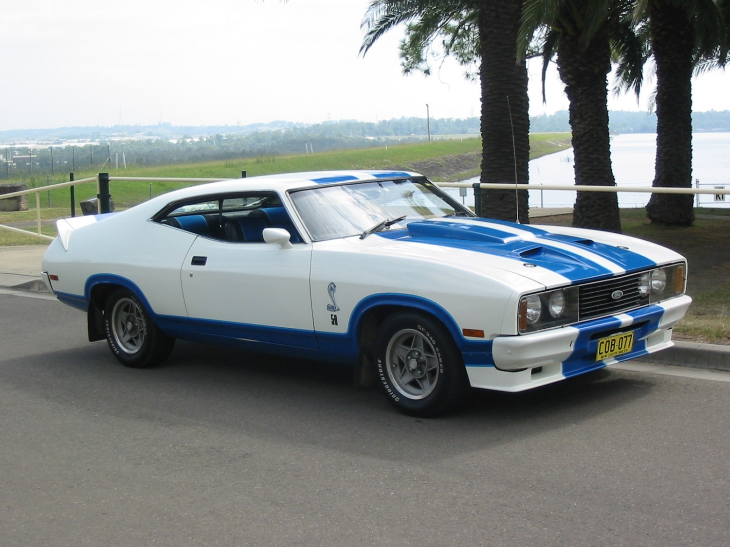 1978 Ford FALCON Cobra