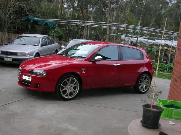 2008 Alfa Romeo 147 MONZA SELESPEED