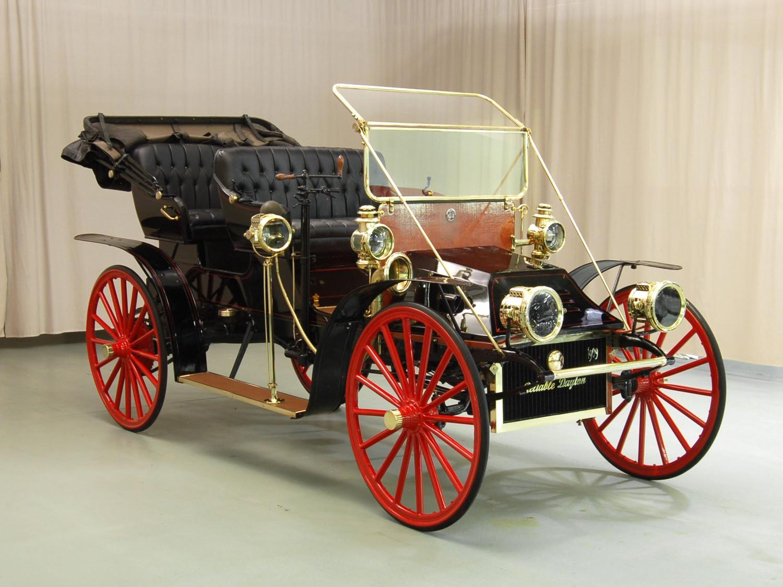 1909 RELIABLE DAYTON MODEL  F