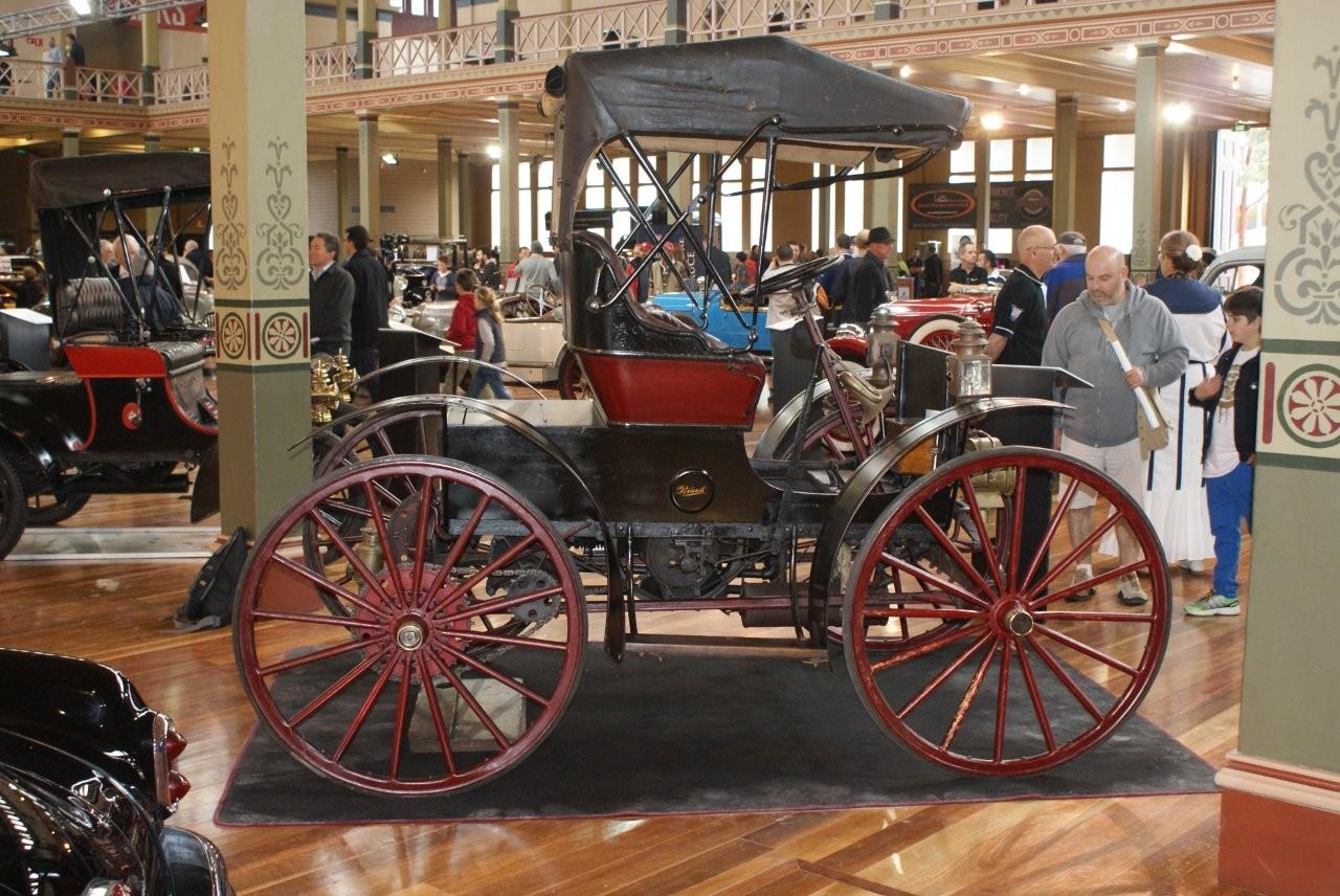 1909 THE BLACK 112