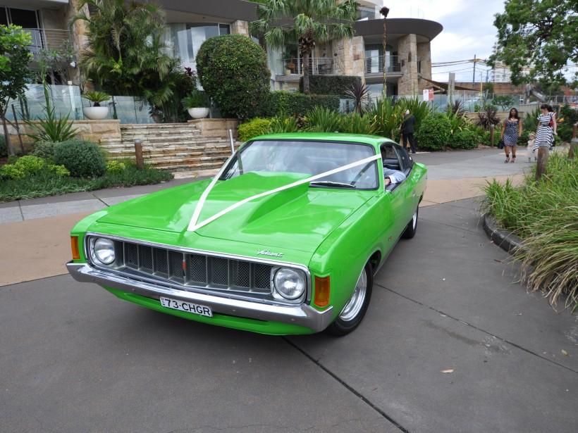 1973 Chrysler Valiant Charger