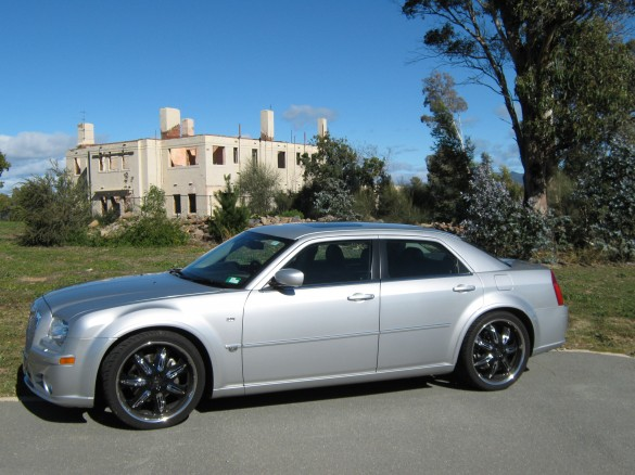 2007 chrysler 300c srt8 huskysrt shannons club. Black Bedroom Furniture Sets. Home Design Ideas