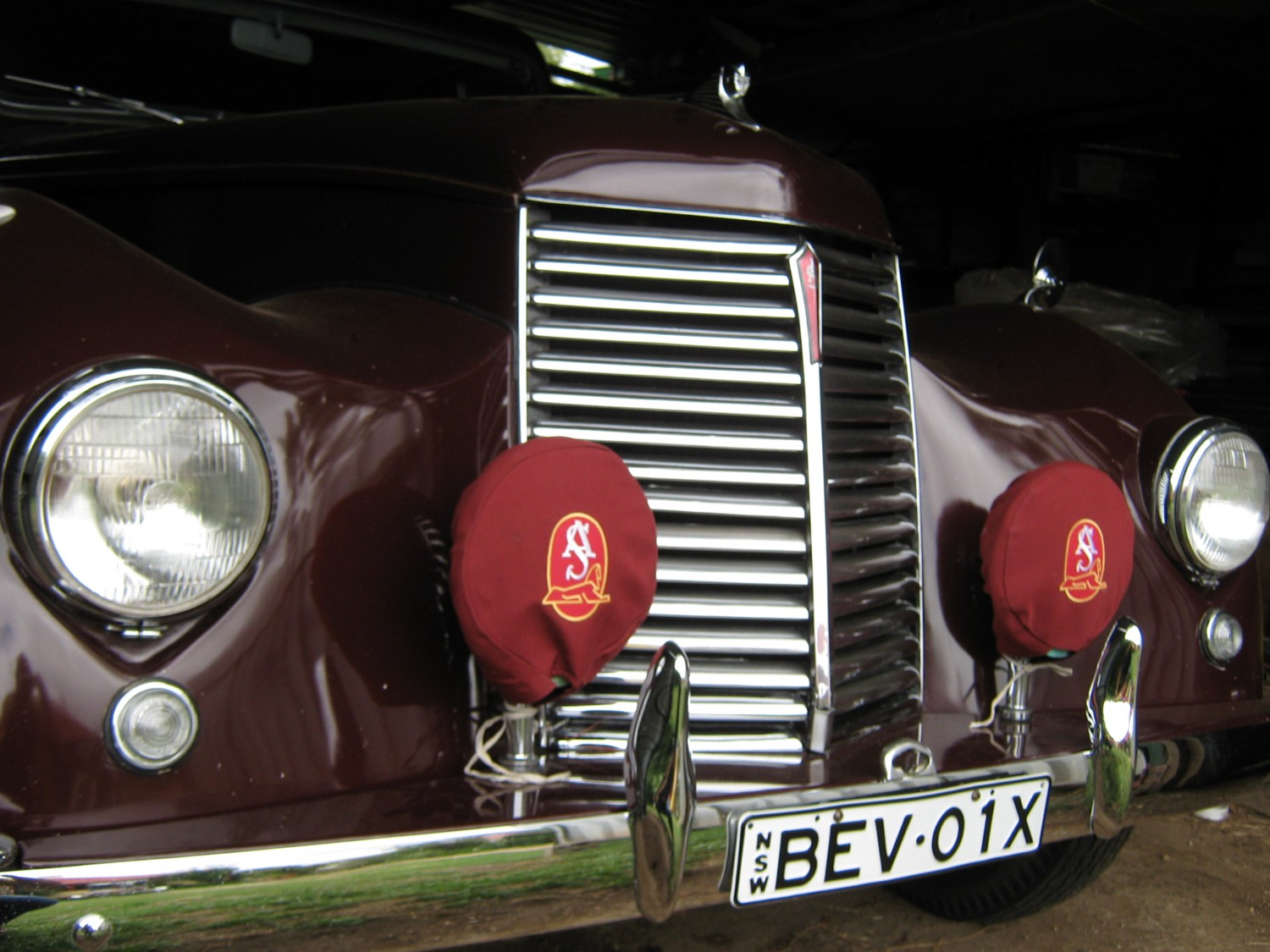 1950 Armstrong Siddeley Lancaster